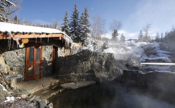 Strawberry Park Hot Springs