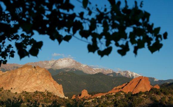 Colorado Springs CVB – Garden