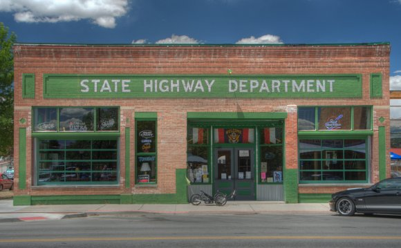 Colorado State Highway