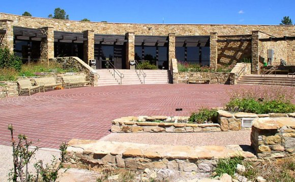 The Anasazi Heritage Center in