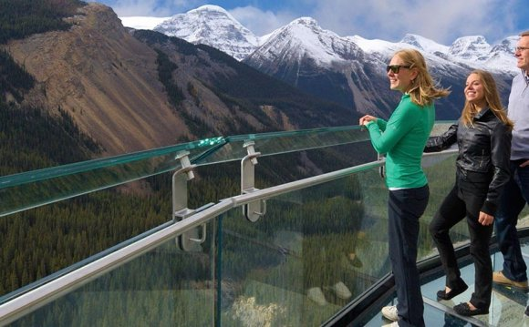 Glacier Skywalk | Brewster