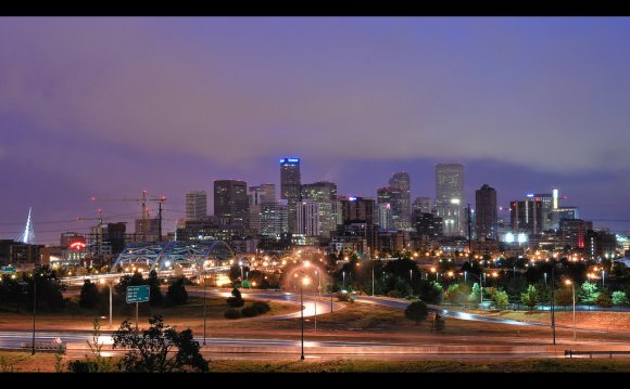 Mile High City ~ Denver