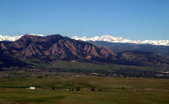 Of Boulder, CO