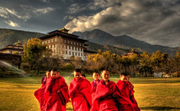 Bhutan: The Land of Thunder