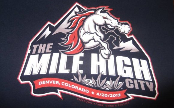 #5 The Mile High City Denver