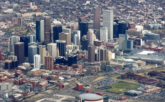 #29 Fot&243 Denver Colorado