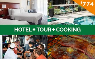 420 Friendly resort + CCT journey + Marijuana Cooking Package