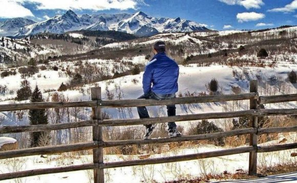 Top vacation spots in Colorado