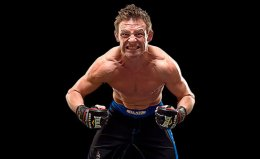 Bellator MMA fighter Joe Warren. (Provided by BZA PR)