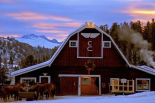 C Lazy U Ranch in Granby, Colorado
