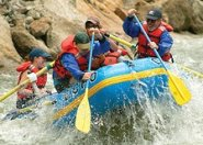 Colorado Whitewater Rafting through the Royal Gorge at Canon City