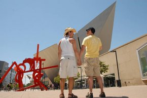 Explore the great Denver Art Museum