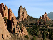 Garden for the Gods, Colorado Springs, Colorado