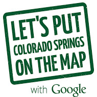 Get Colorado Springs Company's regarding Map