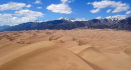 Great Sand Dunes nationwide Park and protect