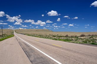 Highway from Trinidad, Colorado. Image by Scrubhiker (USCdyer) / CC BY 2.0
