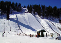 Howelsen Hill skiing Area