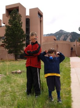 NCAR (nationwide Center for Atmospheric Research), Boulder, Colorado