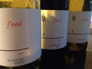 New Flood wine which will start Oct. 15 at fundraiser for Colorado floods.