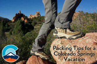 Packing strategies for Colorado Springs