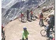 Pikes Peak by Bike - Cascade Colorado Attractions
