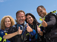 Arrange your following scuba vacation with A-1