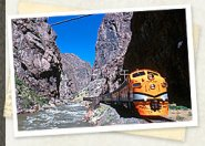 Royal Gorge Route Train Canon City Colorado