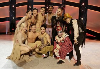 "SO YOU IMAGINE YOU CAN EASILY DANCE: top contestants (L-R Top Row) Gaby Diaz, Jim Nowakowski, Edson Juarez, Eddie ""Neptune"" Eskridge, Jana ""JaJa"" Vankova, Megan ""Megz"" Alfonso (L-R Bottom Row) Hailee Payne, Derek Piquette, Jessica ""JJ"" Rabone and Virgil Gadson on SO THAT YOU THINK YOU CAN DANCE airing Monday, August 10 (8:00-10:00 PM ET live/PT tape-delayed) on FOX. ©2015 FOX Broadcasting Co. Cr: Adam Rose"