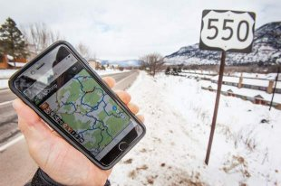 The cellular form of the Colorado division of transport roadway conditions site can be checked by tourists across Colorado roadways.