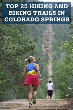 Top 25 Hikes in Colorado Springs
