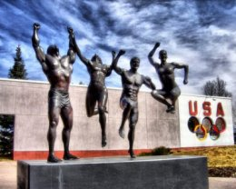 US Olympic Training Center Colorado Springs