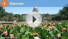 10 Top Most Popular Places to Visit in Colorado Tourist