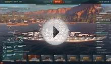 Colorado Battleship Road to the Montana World of Warships