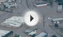 Colorado Boulder flooding: Aerials of destruction