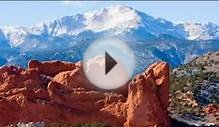 Colorado Springs Travel Information and City Guide