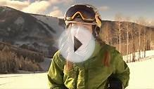 Colorado Tourism with Brenda Buglione Skiing A Powder Day