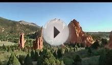 Garden of the Gods, Colorado, USA in HD