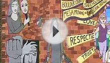 Murals in HD Boulder USA Beef Films capture USA!