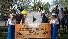 Ride Your Horse to Work Day - Colorado Springs