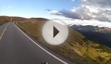 Rocky Mountain National Park - Trail Ridge Road & Riding