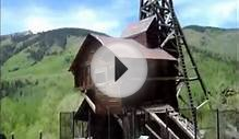 Tour of Rico Colorado Attractions Spring 2014 Telluride Hostel