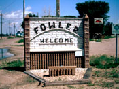 Thank you for visiting Fowler, Colorado